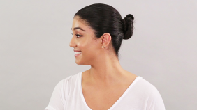 How to Do a Ballet Bun, a.k.a the Chicest Hairstyle on Earth