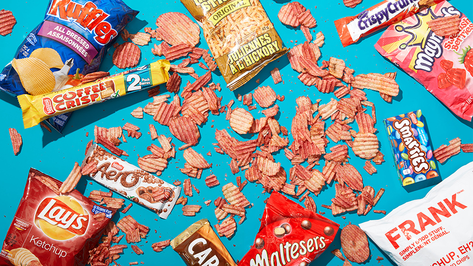 12 Canadian Snack Foods Missing from Your Life