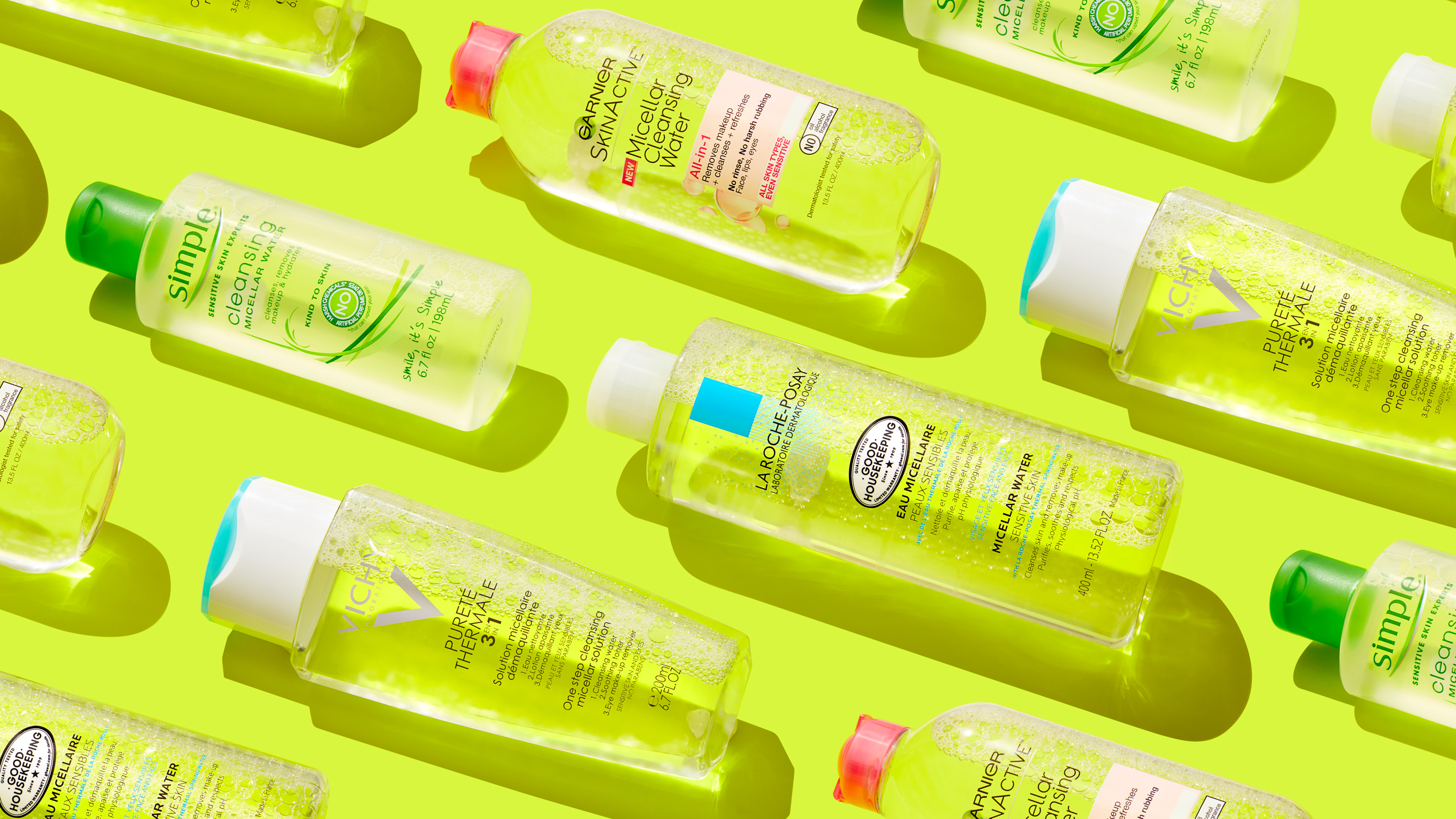 Gentle Micellar Waters That Work Wonders For Just About Any Skin Type