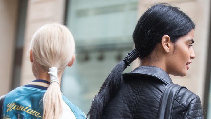 How to Wear Hair Accessories Like an Adult