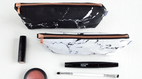 15 Gorgeous Makeup Bags You're Actually Going to Want | StyleCaster