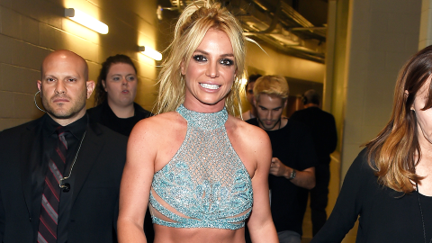 People Are Losing Their Minds Over Britney's Newest Song | StyleCaster