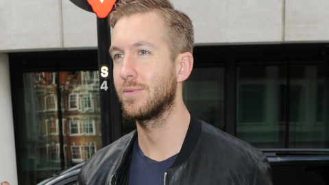 Calvin Harris Thanks Everyone But Taylor Swift in His VMA Speech | StyleCaster