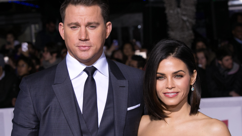 Channing Tatum and Jenna Dewan-Tatum Just Re-Created Their Classic 'Step Up' Dance  | StyleCaster
