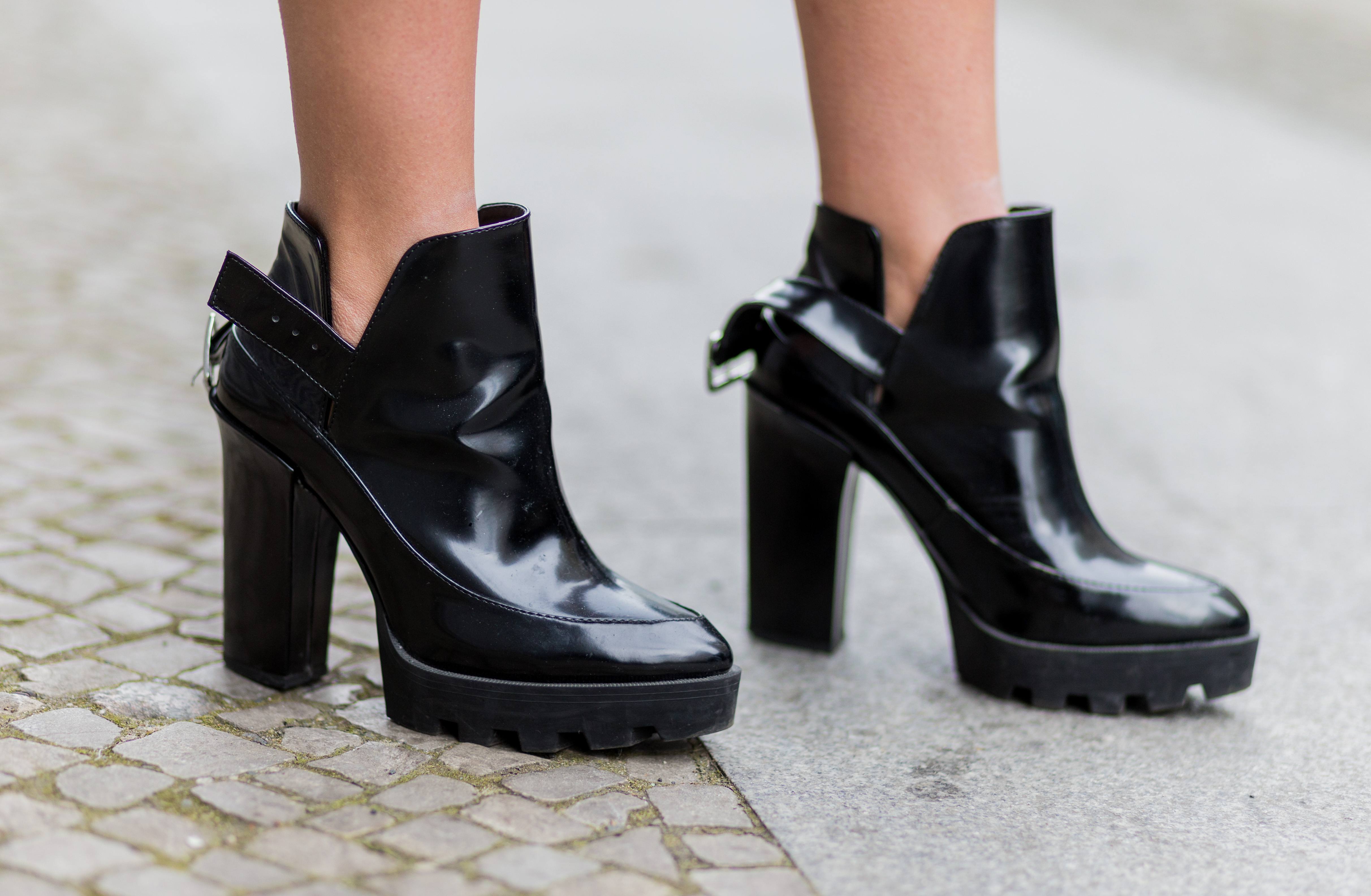 21 Pairs of Chunky Heel Boots You'll