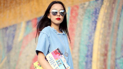 11 One-and-Done Denim Dresses (and How to Wear Them) | StyleCaster