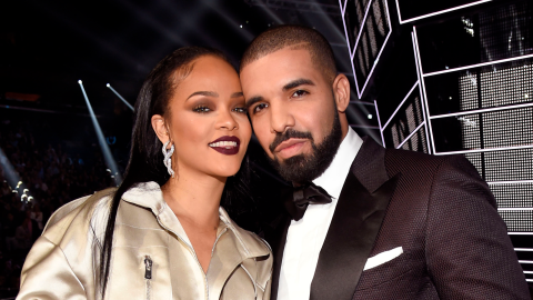 Rihanna Showed Up To Drake's Birthday Party & Now We Have So Many Questions | StyleCaster