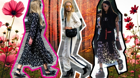 How to Wear 7 of Fall's Biggest Trends Right Now | StyleCaster