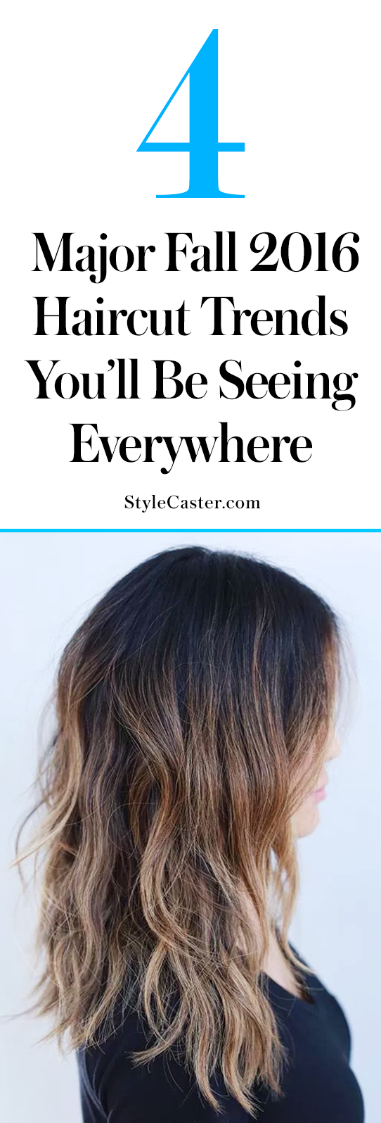 The best fall 2016 haircut trends | New trendy haircut ideas for women | @StyleCaster