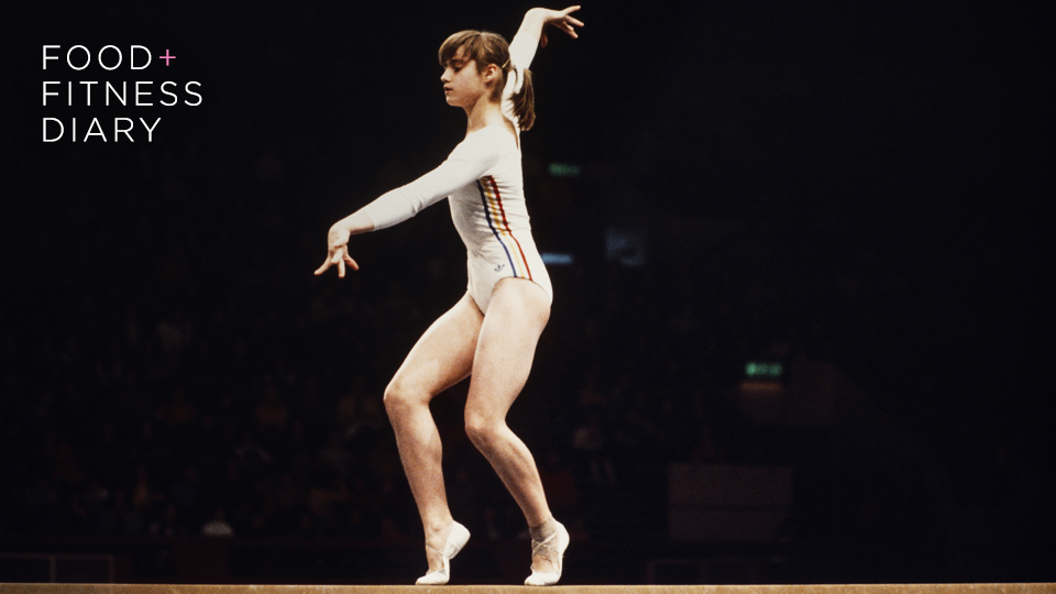 food and fitness diary Meet the Olympic Athlete Who Changed Gymnastics Forever