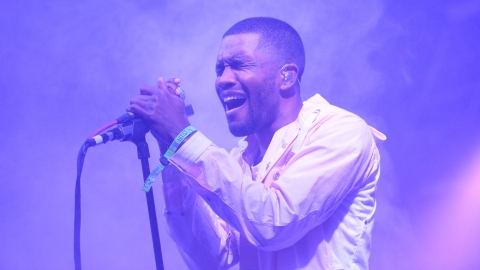 Frank Ocean *Finally* Drops New Album—and Publishes Poem About McDonald's By Kanye West | StyleCaster