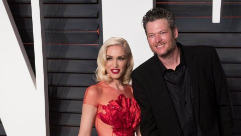 So, Gwen Stefani and Blake Shelton Might Be Engaged  | StyleCaster