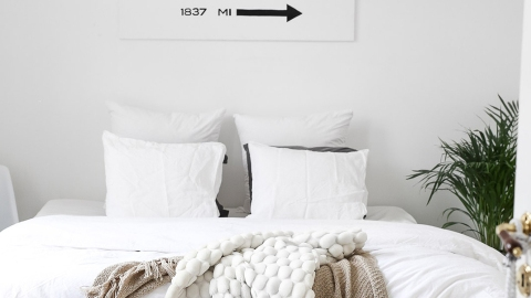 33 All-White Room Ideas for True Minimalists | StyleCaster