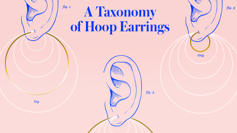 Where to Shop Hoop Earrings of Every Size | StyleCaster