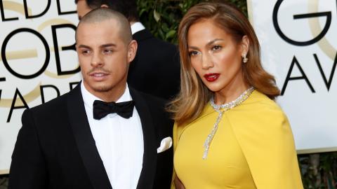 Jennifer Lopez and Casper Smart Are Dunzo | StyleCaster
