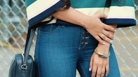 How 5 STYLECASTER Staffers Wear Alexis Bittar's Fall Collection   StyleCaster