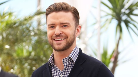 Justin Timberlake Took the Most Adorable Photo-Booth Pics With Hillary Clinton   StyleCaster