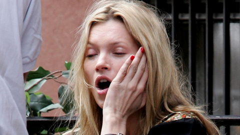 Please Enjoy This Guide to Celebrities Yawning, Because Why Not? | StyleCaster