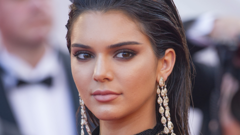 So, Kendall Jenner Is Trying to Make This Weird Neckline Happen | StyleCaster