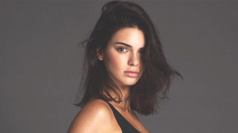 Here's the Hot-as-Hell Kendall Jenner Pic You Didn't See in 'Vogue' | StyleCaster