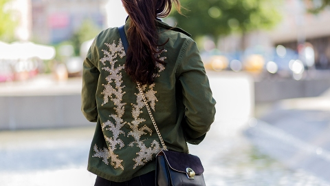 21 Lightweight Jackets You Won't Want to Take Off | StyleCaster