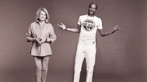 Martha Stewart and Snoop Dogg Are Getting Their Own Reality Show (Yes, Together)     StyleCaster