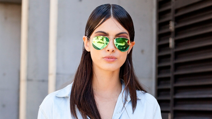 The Cool Girl's Guide to Pulling Off a Middle Part