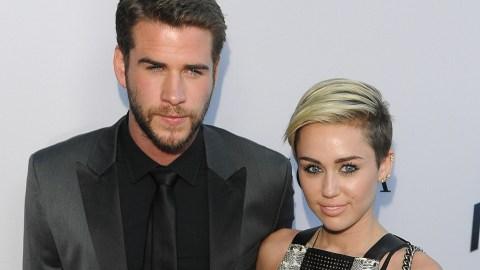 Miley Cyrus and Liam Hemsworth Cancel Bora Bora Honeymoon | StyleCaster