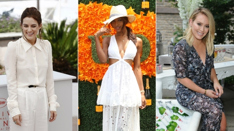 Hilary Duff, Lily Aldridge, and More on Their Gold-Medal-Worthy Talents | StyleCaster