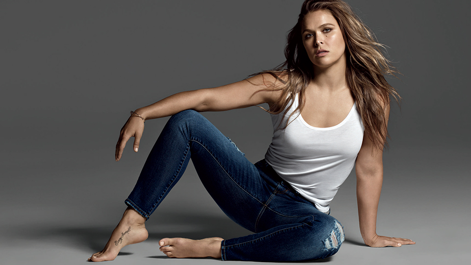 Here Is Ronda Rousey's Exact Diet and Exercise Plan for You to Copy