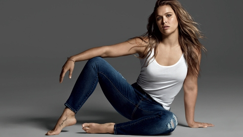 Here Is Ronda Rousey's Exact Diet and Exercise Plan   StyleCaster