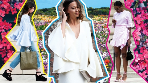 Rufflemania: How to Get in on Summer's Biggest Trend | StyleCaster