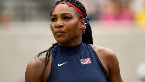 Serena Williams, Queen of On-the-Court Style, Makes Scrunchies Look Cool | StyleCaster