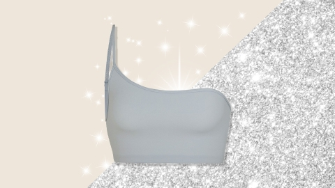 One-Shoulder Bras Are Lingerie's Answer To The Asymmetrical Top Trend   StyleCaster