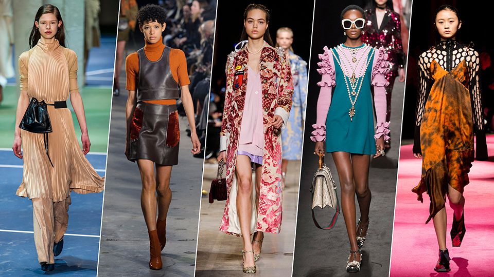 33 Styling Tricks to Steal from the Fall Runways