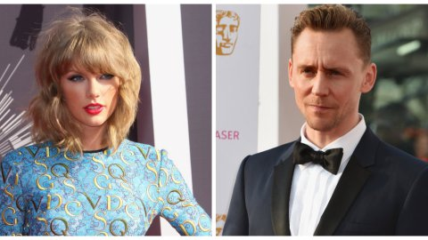 Taylor Swift and Tom Hiddleston Have Their Very First Fight | StyleCaster