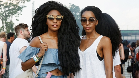 Style Secrets from NYC's Most Recognizable Sisters | StyleCaster