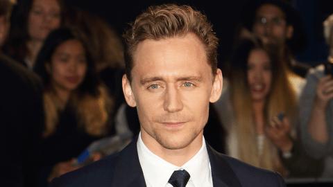 Behold: Tom Hiddleston's First Instagram Photo | StyleCaster