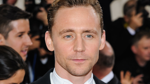 Tom Hiddleston's Instagram Taken Over By Hackers | StyleCaster