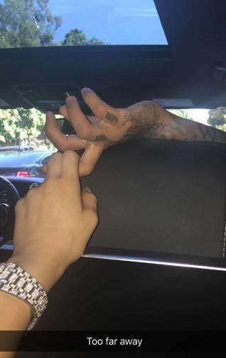 Snapchat/Kylie Jenner