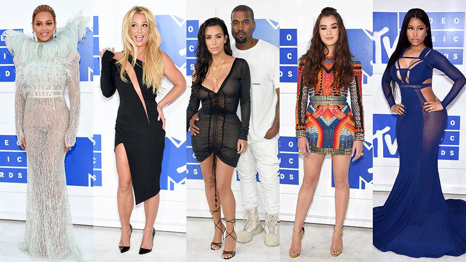 MTV VMAs 2016: Every Look from the Red Carpet
