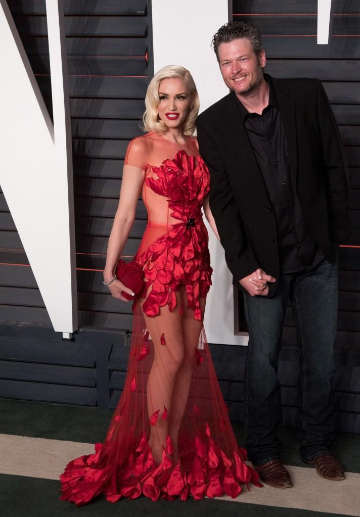 wenn23573320 Gwen Stefanis Kids Think of Blake Shelton as a Father Figure & Its Too Cute