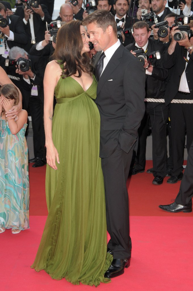 Angelina Jolie and Brad Pitt The 2008 Cannes Film Festival - Day 2 'Kung Fu Panda' - Premiere Featuring: Angelina Jolie and Brad Pitt Where: Cannes, France When: 15 May 2008 Credit: WENN