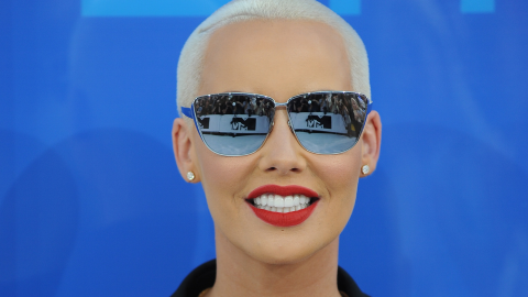 Amber Rose Has Already Lost a Lot of Weight on 'DWTS' | StyleCaster