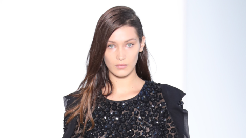 Bella Hadid Falls on the Runway in Epic 6-Inch Heels | StyleCaster