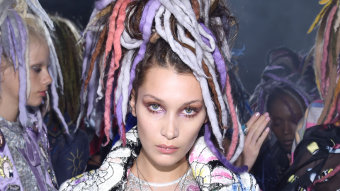 Why Are Bella and Gigi Refusing to Remove Those Dreadlocks? | StyleCaster
