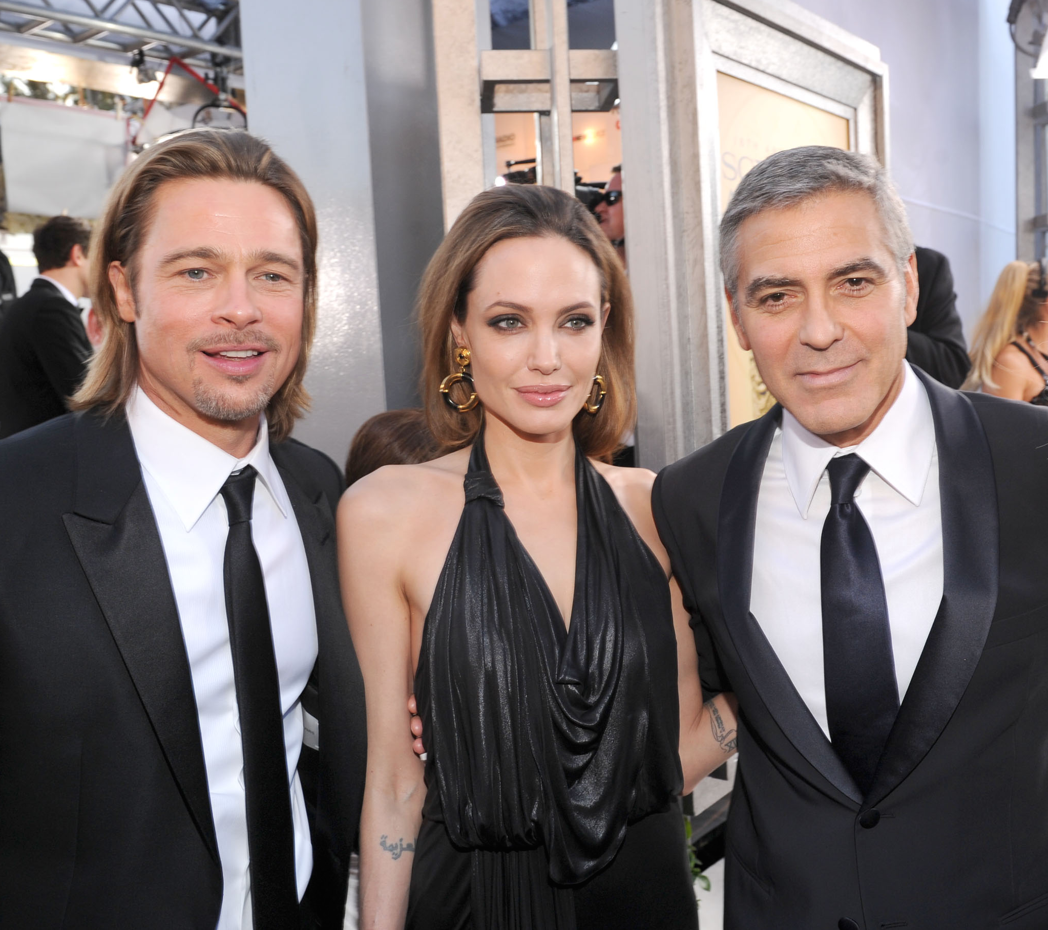 George Clooney's Reaction to Brangelina's Divorce Is All of Us