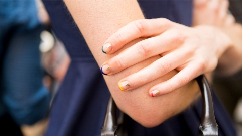 The Best Nail Inspiration From Fashion Month You Can't Miss | StyleCaster
