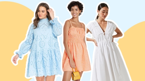 Just 15 Cute Dresses To Wear With Cowboy Boots | StyleCaster