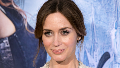 Emily Blunt Debuts Short Blonde Hair, Looks Incredible | StyleCaster